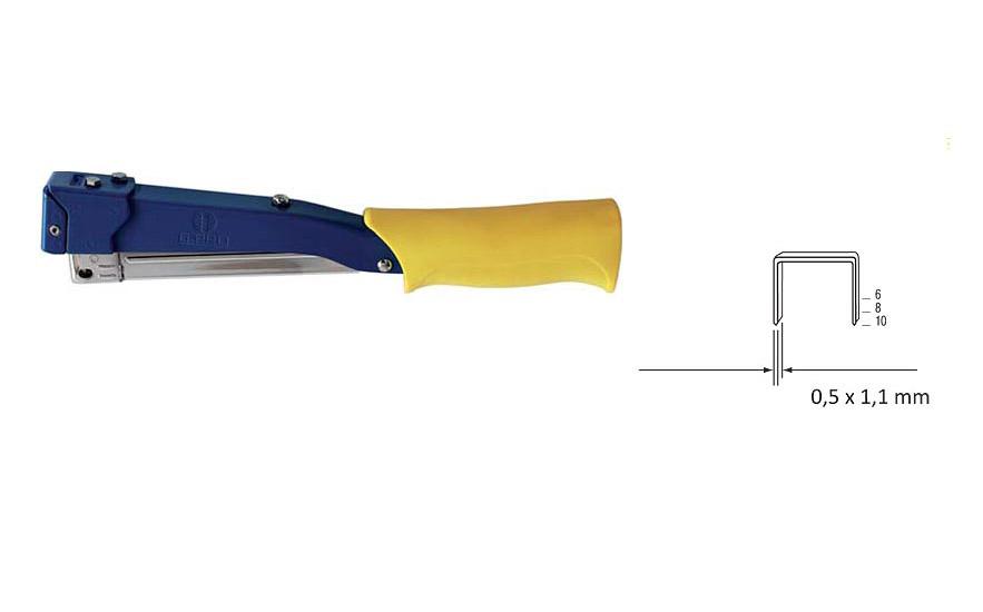 Zszywacz młotkowy do folii B.PRO SH110 MOTEC