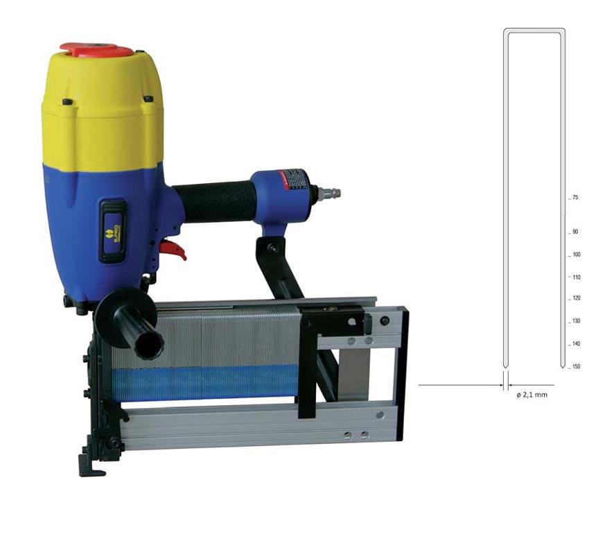 Zszywacz pneumatyczny B.PRO S15150 IZON